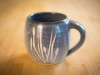 cattails mug
