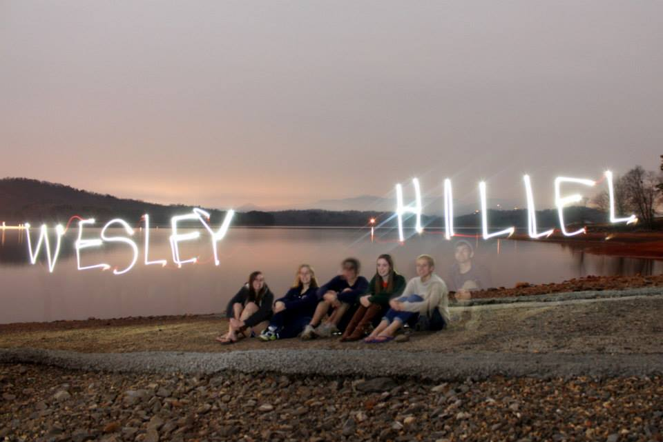 wesley.hillel light writing at hinton_c.a.stiles.2014